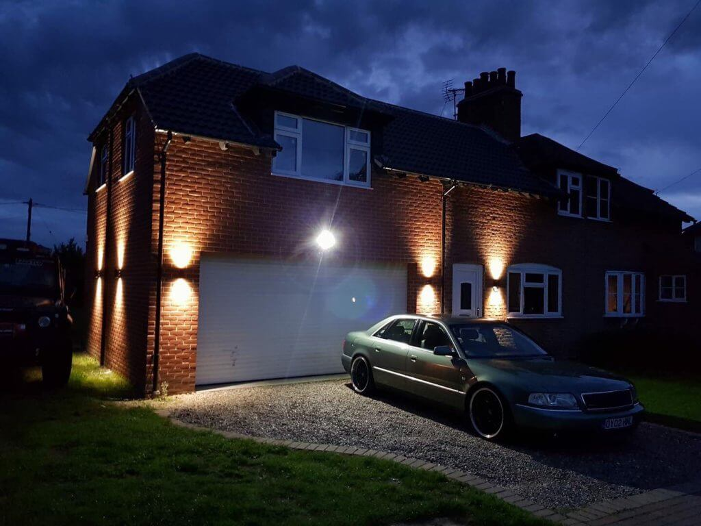 exterior-wall-lighting